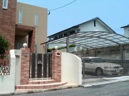 福岡県 C様邸 門まわり施工例