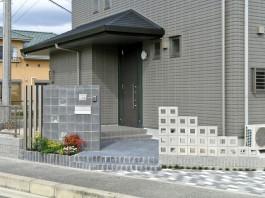 福岡県福岡市東区 Y様邸 門まわり施工例