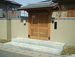福岡県福岡市南区 Y様邸 和風庭園 外構工事施工例