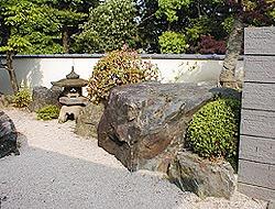 福岡県 X様邸 和風庭園 外構工事施工例