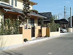 福岡県福岡市東区 F様邸 和風庭園 外構工事施工例